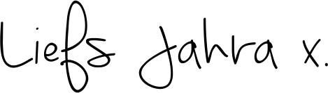 Liefs van Jahra - voor jouw video