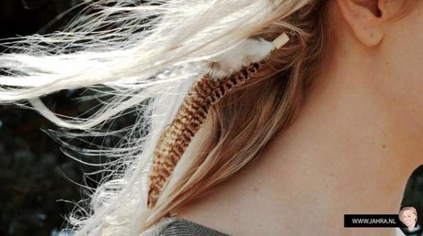 Kootwijkerzand - Details bij Heidi