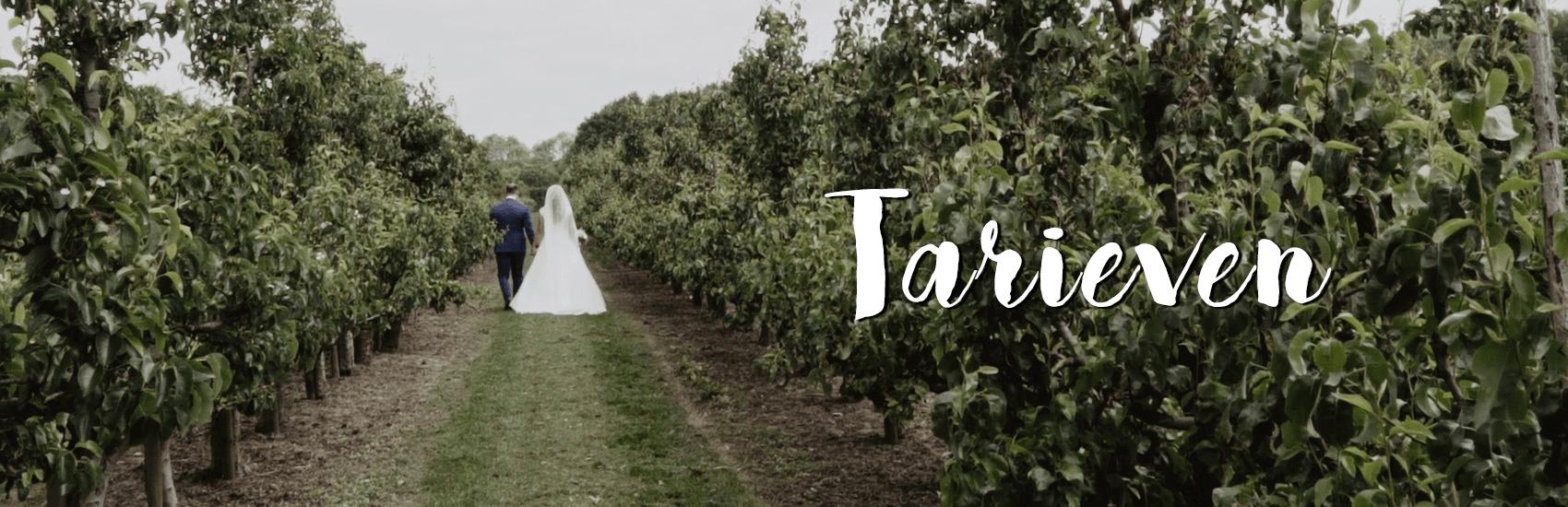 Tarieven van Videograaf Jahra