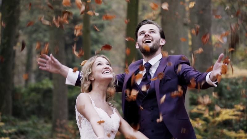 Videograaf in Gelderland | film bruiloft Twan en Yvonne
