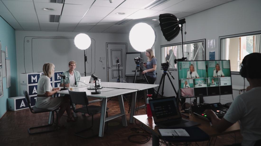 Aftermovie CNV Jongeren MZ Hackaton door Bedrijfsvideograaf Jahra