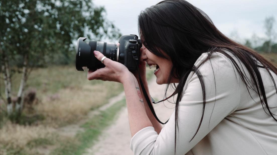 Bedrijfsvideo Lisanne Diks Fotografie - door videograaf Jahra uit Apeldoorn Gelderland